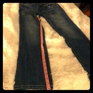 NV jeans size 7.